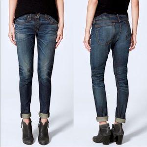 Size 26 Rag & Bone Skinny Jeans The Dre Watts